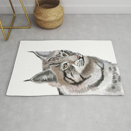 Lynx Cat Rug