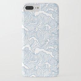 Japanese Wave iPhone Case