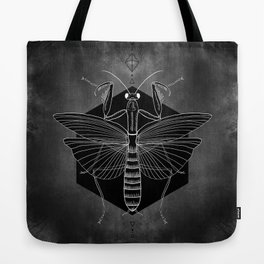 Mantis Vignette Tote Bag