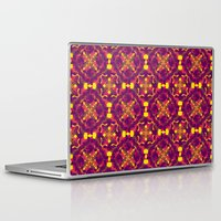 asia Laptop & iPad Skins featuring Asia 2 by Emma Stein