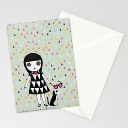 She loves her eames.  Stationery Cards