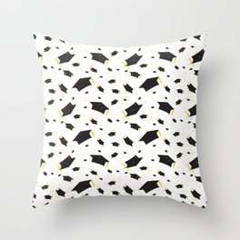 Graduation Celebration Throw Pillow