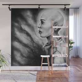 Fire in the Soul Wall Mural