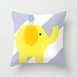 baby's room Throw Pillow
