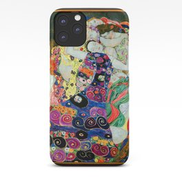 Art Nouveau Ladies - Gustav Klimt iPhone Case