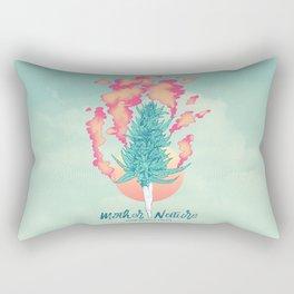 Gift of Mother Nature Rectangular Pillow
