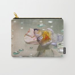 miss clapham's wild crocus Carry-All Pouch