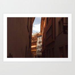 Zurich V Art Print