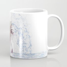 Feeling the Energy of the Sea Coffee Mug