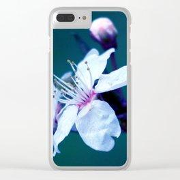 ceci ce n'est pas une plume Clear iPhone Case