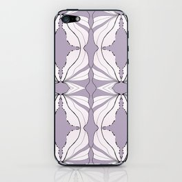 Lavender Wings iPhone Skin