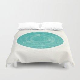 Uranus I Duvet Cover