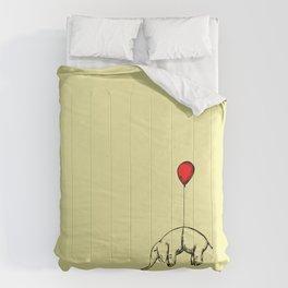 Red Elephant Comforters
