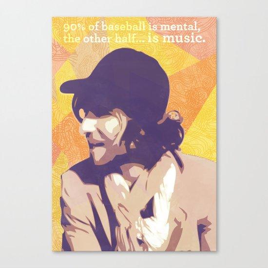 Baseball Fields Forever Canvas Print