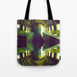 Out Of Space Tote Bag