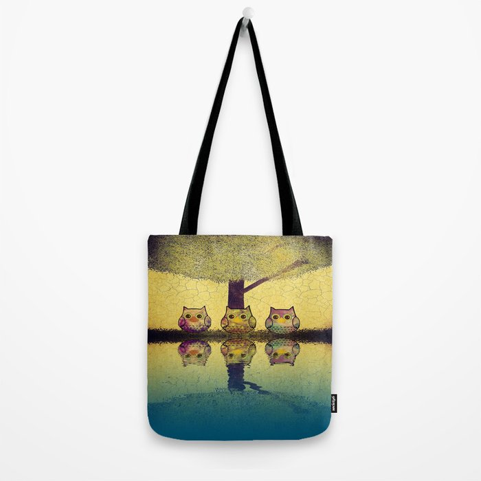 owl-201 Tote Bag