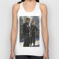 peggy carter Tank Tops featuring Jack Thompson & Peggy Carter. by agentcarter23