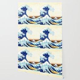 The Great Wave off Kanagawa Wallpaper