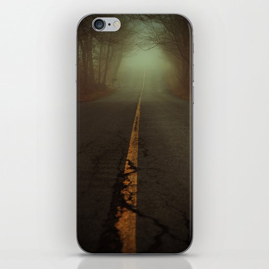 What Lies Ahead iPhone & iPod Skin