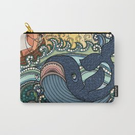 'Jonah and the Whale' Carry-All Pouch