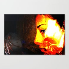 Emotions Within Canvas Print