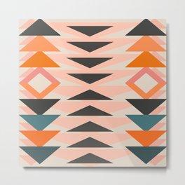 Urban Tribal Pattern 3  #society6 #decor #buyart #artprint Metal Print