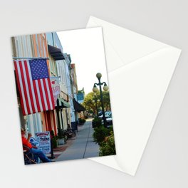 Historic Front Street Stationery Cards