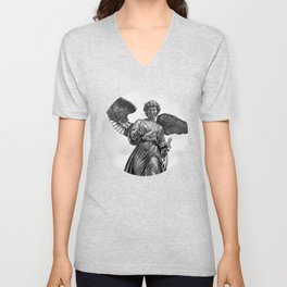 ANGEL OF THE WATERS Unisex V-Neck