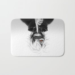 Kaneki Ghoul Bath Mat