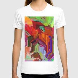 Digital Kabuki T-shirt