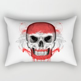 To The Core Collection: Austria Rectangular Pillow