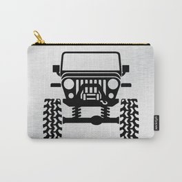 Jeep Nice Chrome Carry-All Pouch
