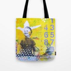 Numero Tote Bag