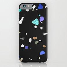 painted terrazzo 2 Slim Case iPhone 6s