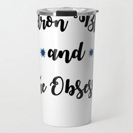 Cauldron Blessed ACOTAR Travel Mug