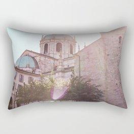 Como Cathedral Rectangular Pillow