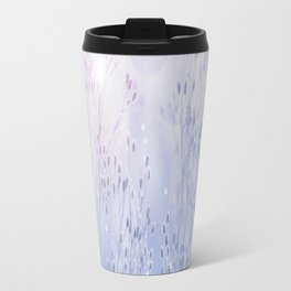 Winter Sparkle On A Sunny Frosty Day #decor #buyart #society6 Travel Mug
