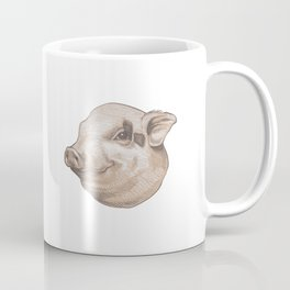 Good Morning Pig Coffee Mug