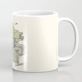 A Certain Type of City Coffee Mug