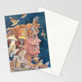 Women of Valor: Amelia Earhart Stationery Cards