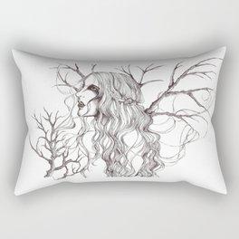 Nymph Rectangular Pillow