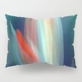 abstract Gladiolus #1 Pillow Sham