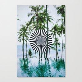 Tropical Trance Canvas Print