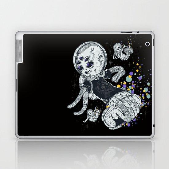SKATE INVADERS Laptop & iPad Skin