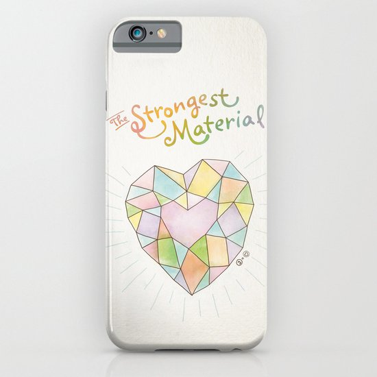 The Strongest Material iPhone & iPod Case