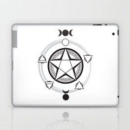 Elemental Pentagram Laptop & iPad Skin