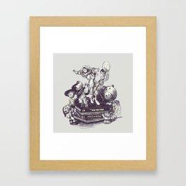 Toy Story Framed Art Print
