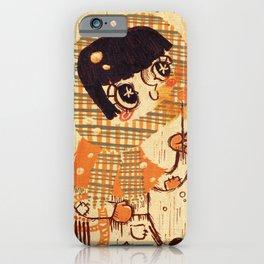 The Little Match Girl 卖火柴の小女孩 iPhone Case