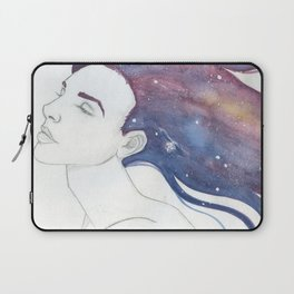 Follicular Galaxy Laptop Sleeve