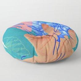 Pet Jellyfish Floor Pillow